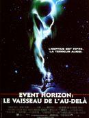 Affiche Event Horizon : Le Vaisseau de l'au-delà