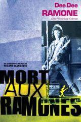 Couverture Mort aux Ramones !