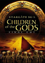 Affiche Stargate SG-1 : Children of the Gods - Final Cut