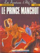 Couverture Le Prince manchot - Alef-Thau, tome 2