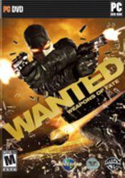 Jaquette Wanted : Les Armes du destin