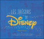 Couverture Les trésors de Disney