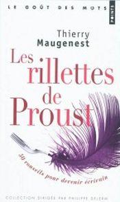 Couverture Les Rillettes de Proust