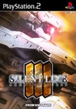 Jaquette Armored Core 3 : Silent Line