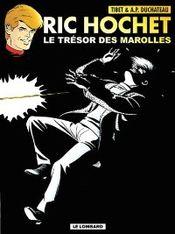 Couverture Le Trésor des Marolles - Ric Hochet, tome 72