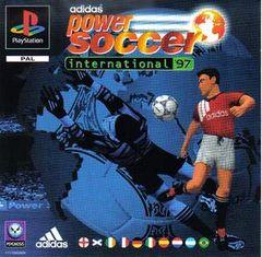 Jaquette Adidas Power Soccer International 97