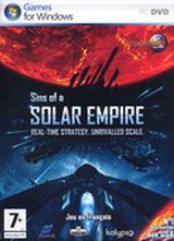 Jaquette Sins of a Solar Empire