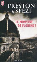 Couverture Le monstre de Florence