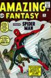 Couverture Amazing Fantasy #15 Spider-Man