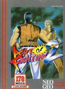 Jaquette Art of Fighting 2