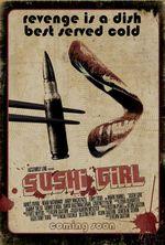 Affiche Sushi Girl