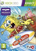 Jaquette Bob l'Eponge : Surf & Skate Roadtrip