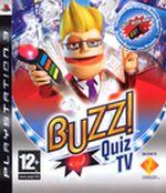 Jaquette Buzz ! Quiz TV