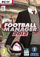 Jaquette Football Manager 2012