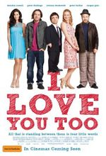 Affiche I Love You Too