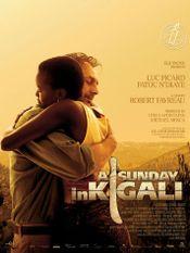 Affiche Un dimanche à Kigali