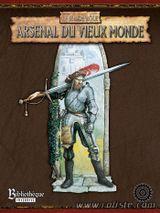 Couverture Arsenal du Vieux Monde