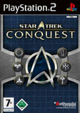 Jaquette Star Trek : Conquest