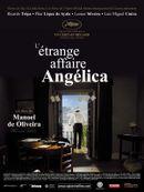 Affiche L'Étrange Affaire Angelica