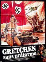 Affiche Gretchen sans uniforme
