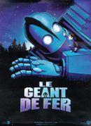 Affiche Le Géant de fer