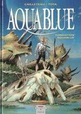 Couverture Fondation Aquablue - Aquablue, tome 8