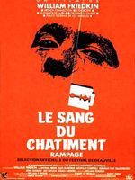 Affiche Le Sang du châtiment