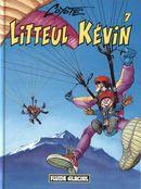 Couverture Litteul Kevin, tome 7