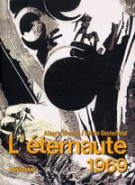 Couverture L'Éternaute 1969