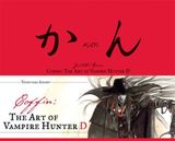Couverture Coffin : The Art of Vampire Hunter D