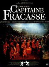 Affiche Le Voyage du capitaine Fracasse