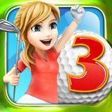 Jaquette Let's Golf ! 3