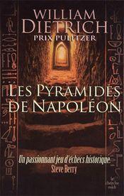 Couverture Les pyramides de Napoléon
