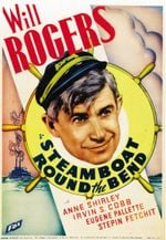 Affiche Steamboat Round the Bend