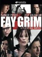 Affiche Fay Grim