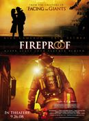 Affiche Fireproof