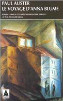 Couverture Le Voyage d'Anna Blume