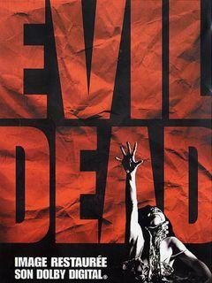 Affiche Evil Dead