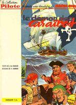 Couverture Le Démon des Caraïbes - Barbe-Rouge, tome 1