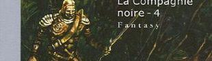 Couverture Jeux d'ombres - Les Annales de la compagnie noire, tome 4
