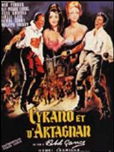 Affiche Cyrano et d'Artagnan