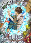 Couverture Death Note : L Change the World