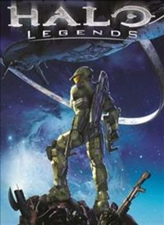 Affiche Halo Legends