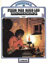 Couverture Pieds nus sous les rhododendrons - Jonathan, tome 3