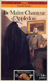 Couverture Le Maître chanteur d'Appledore - Sherlock Holmes (Folio), tome 3