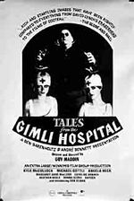 Affiche Tales from the Gimli Hospital