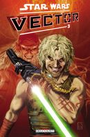 Couverture Star Wars : Vector, tome 3