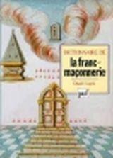 Couverture Dictionnaire de la franc-maçonnerie