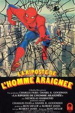 Affiche La Riposte de l'homme-araignée