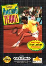 Jaquette Amazing Tennis